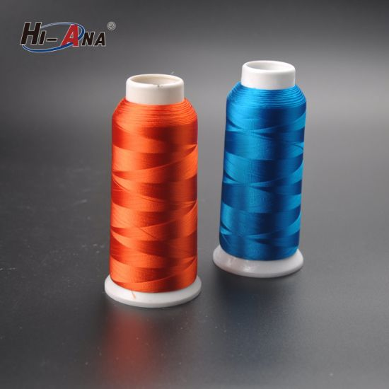 China Your One Stop Supplier Strong Cheap Embroidery Thread China