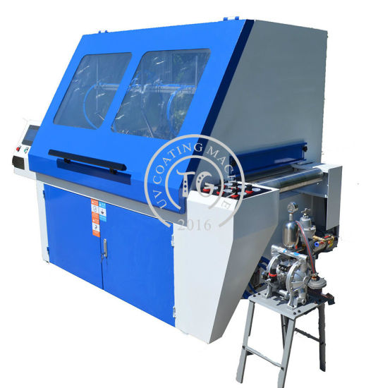 Automatic High Efficiency Linear Spray Coating Machine for Door Frame