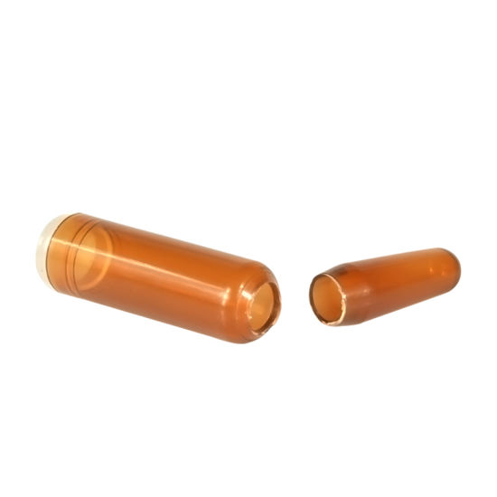 Empty 1ml 2ml 3ml Plastic Injection Break Essence Essential Oil Ampoule  Bottle