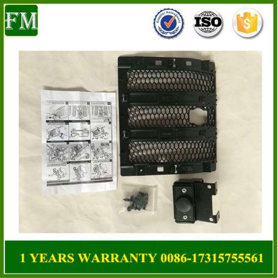 Hood Lock Kit Assembly Anti-Theft Security Lock for Jeep Wrangler JK 2007-2017