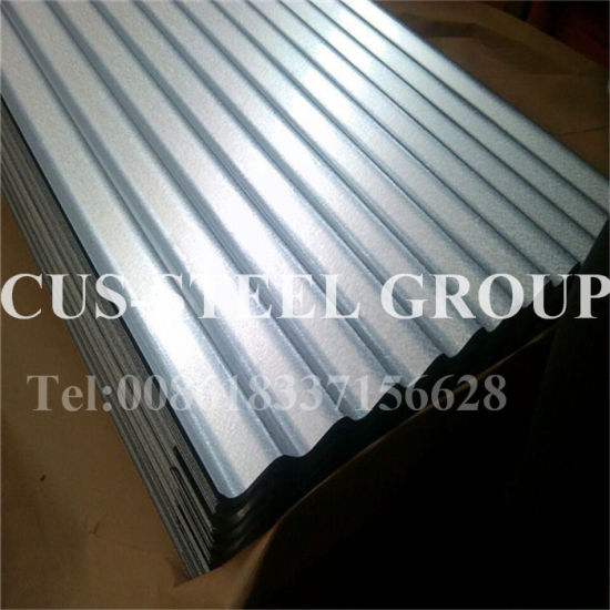 China G550 Afp Galvalume Coated Corrugated Zincalume Steel