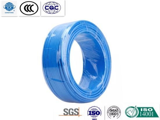450/750 V PVC Insulated Copper Cables and Wires