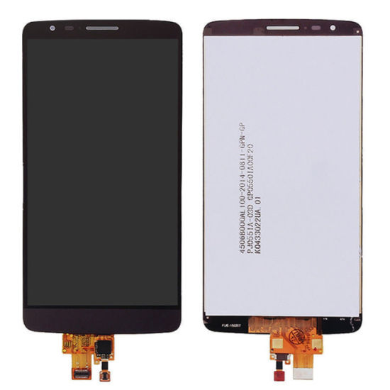 Factory Wholesale Mobile Phone LCD for LG G3 Stylus D690 D693 LCD Screen Display