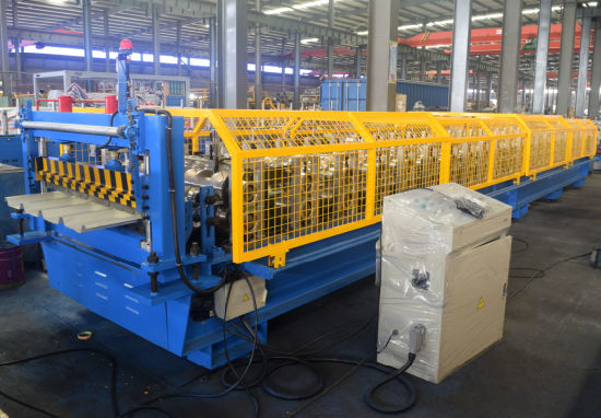 Liming Roll Forming Making Machine with 12 Meter Automatic Stacker