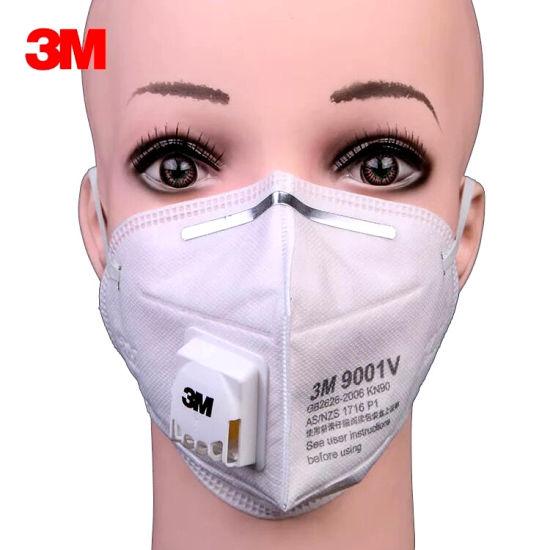 3m Dustproof 9001mask Machine Folding Face