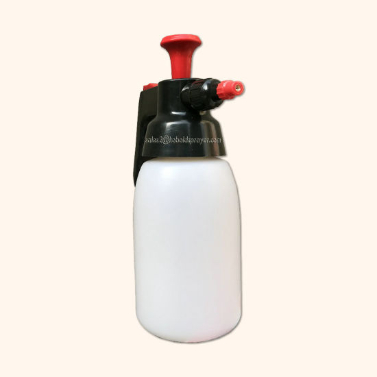 China Hanheld EPDM Seal Acetone Resistant Industrial Sprayer - China