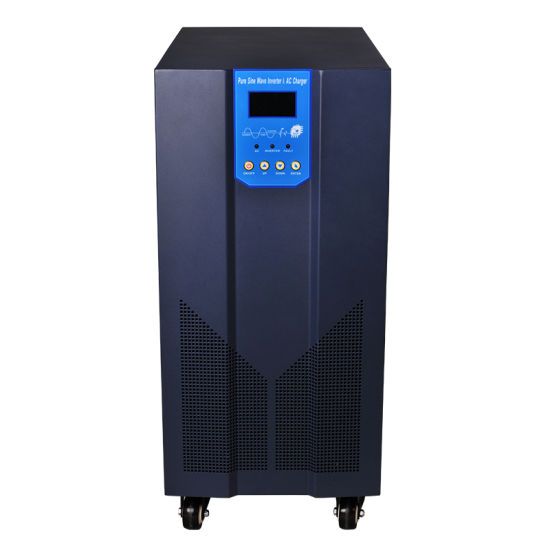 Superpower 10kw 96V DC to 220V/110V AC High Quality Pure Sine Wave Inverter (LI-10000) pictures & photos