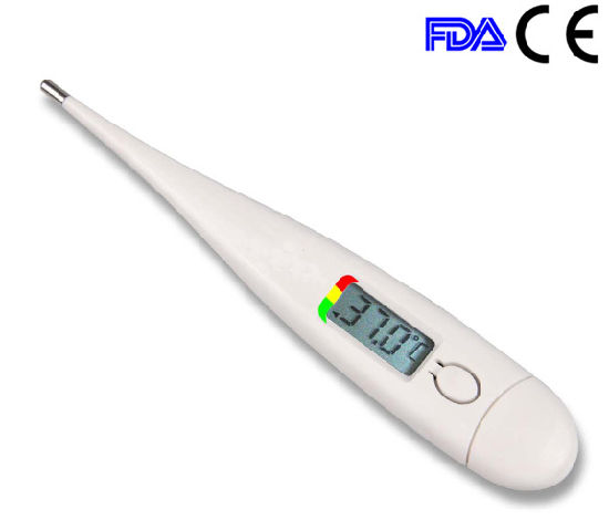 Jumbo LCD Display Digital Thermometer with Feverline Indicator
