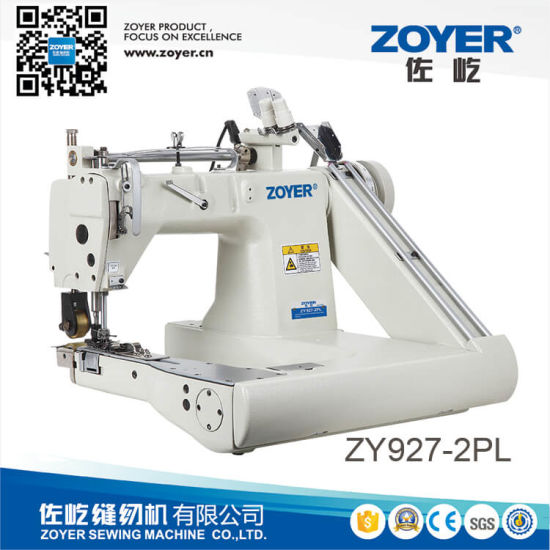Zy927-2pl Zoyer Feed-off-The-Arm Chain Stitch Sewing Machines