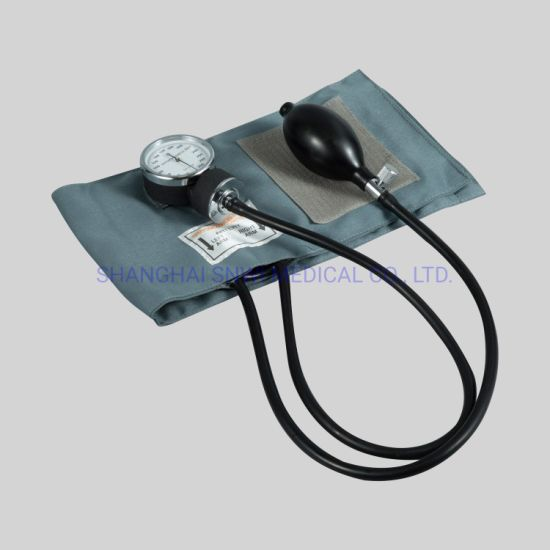 CE /ISO Approval Medical Stethoscope Parts Digital Hand Hold Palm Type Blood Pressure Aneroid Sphygmomanometer