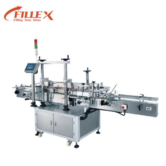 Automatic Sticker Labeling Machine for 1/4 label