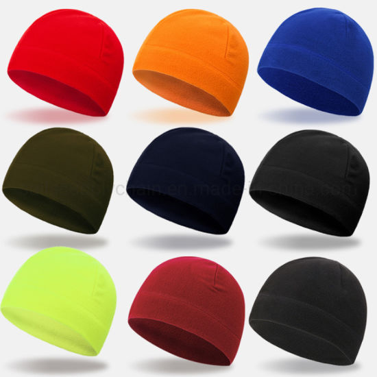 Cold Proof Fleece Hat Riding Hat Ski Hat for Winter