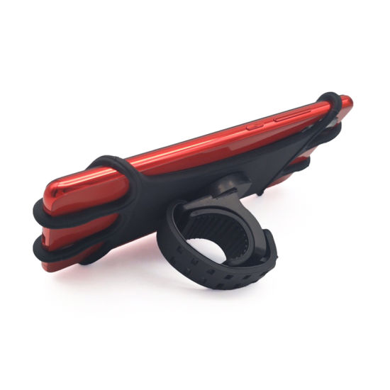 360 Rotation Universal Handlebar Bicycle Mobile Holder Bike Phone Holder