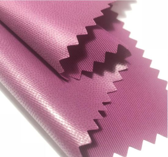 Bonded Fabric/320d Polyester Taslon Fabric Bonded Tricot Fabric with TPU Inside