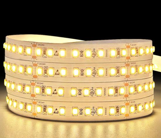 LED Low Voltage 12V/24V 2835 UL Certification Indoor/Outdoor Lighting Strip