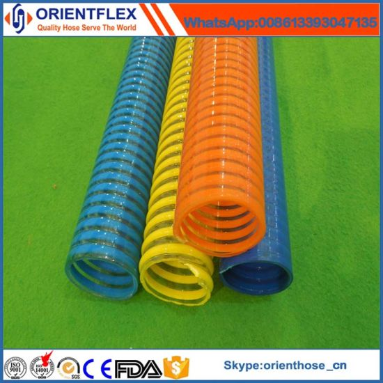 Hot Selling PVC Helix Suction Hose pictures & photos
