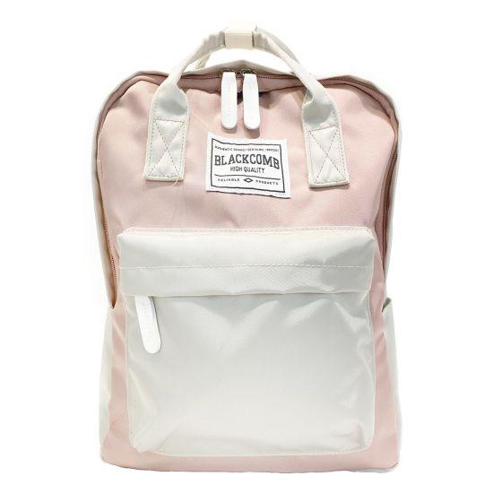 Sakura Pink Twill Travel Daypack School Backpack Business Laptop Bag Backpacks