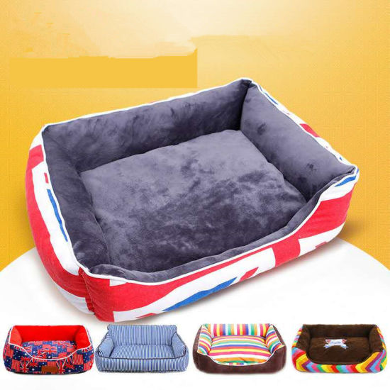 Wholesale Price Removable Washable Pet Dog Cat Bed Accessories Home Products