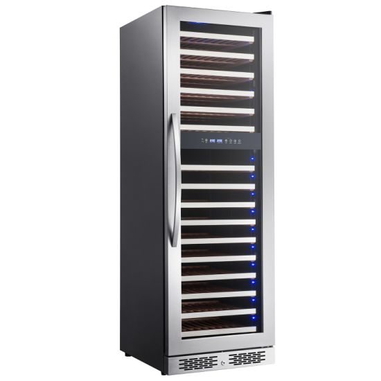Chinese Manufacturer 430 Litre Stainless Steel Top Wine Fridge