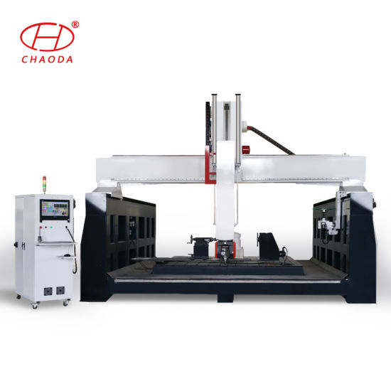 5 Axis Cnc Milling Machine 5 Axis Cnc Woodworking Machine For Sale