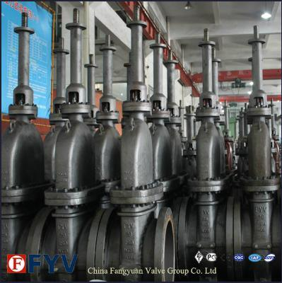 Through Conduit Slab Fabricated/Wafer Gate Valve pictures & photos