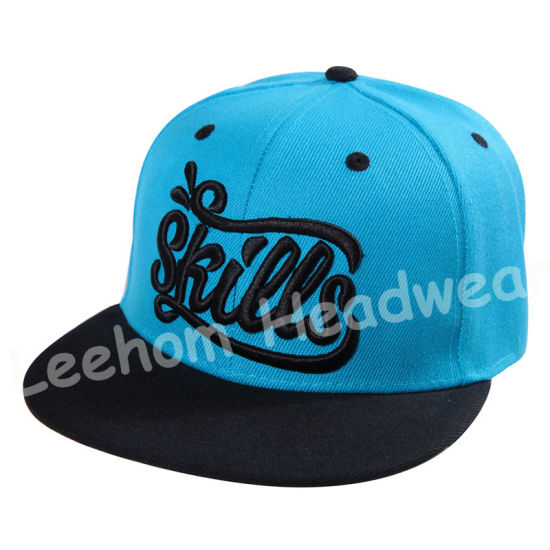 New Snapback Caps&Hats with Heavy Embroidery