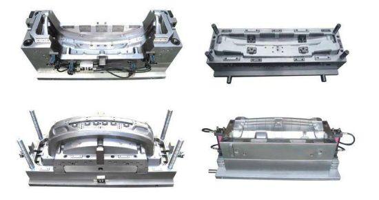 Non-Standard Custom Automotive Parts Molds.