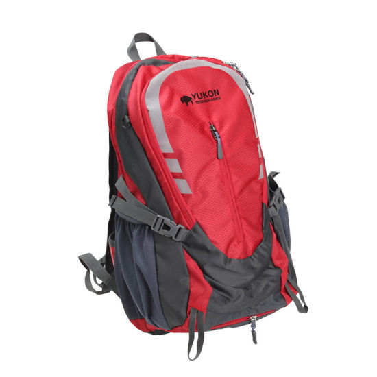 3db18b0a0298 Hiking Backpack 35L with Rain Cover Nylon and 410d PU Polyester Bag  pictures   photos