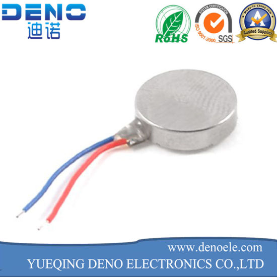 0827 Flat Coreless Vibration Motor for Mobile pictures & photos