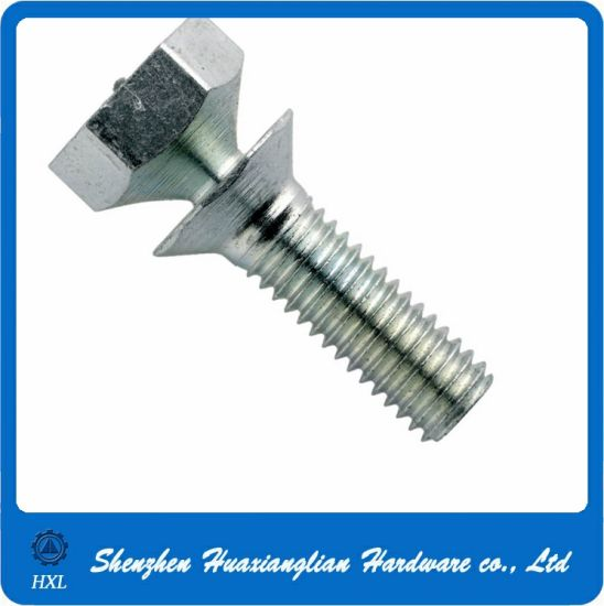 Mushroom Head Security Shear Bolt for Mortorcycle pictures & photos