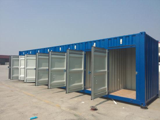 20FT Self Storage Container with Roller Shutter Door