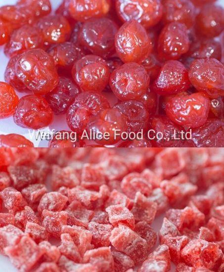Preserved Bulk Dried Fruits Snack Dried Cherry