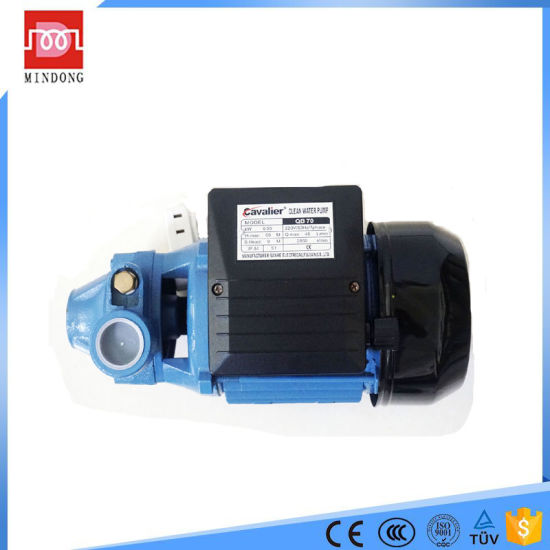 Pumps Idb Home Use Small Power Vortex Clean Water Pump with High Quality