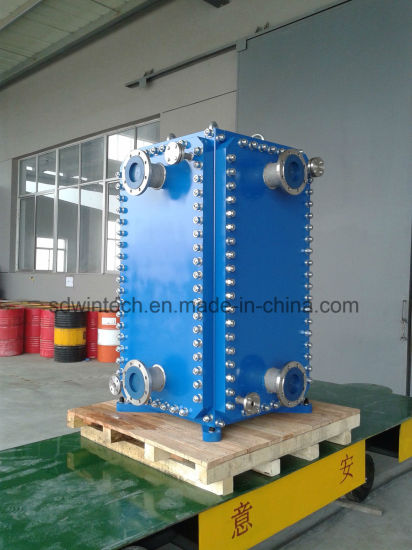Plate Heat Exchanger for in Heating, Cooling and Power pictures & photos
