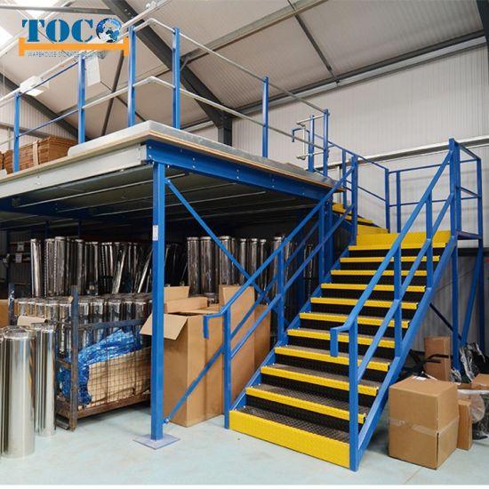 High Quality Metal Platform Office for Workshop Compay Fem