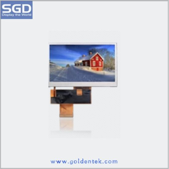 SGD LCD TFT Touch Panel Screen with IPS Optical bonding