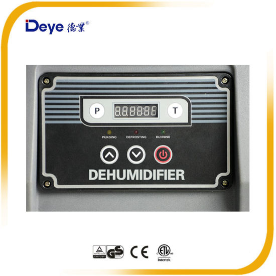 Dy-85L Producer Big and Stable Wheels Industrial Dehumidifier pictures & photos