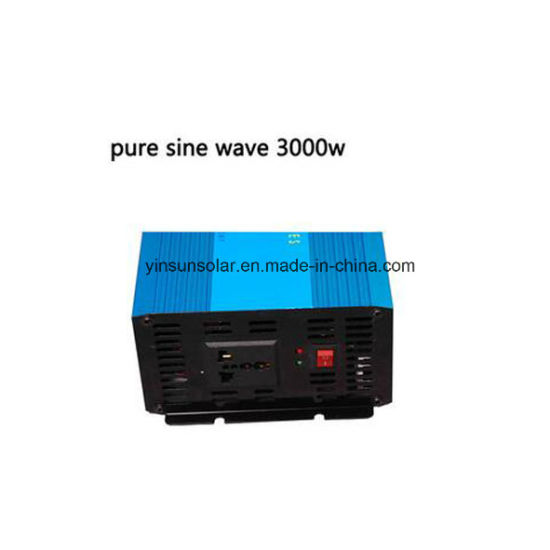 24V 3000W Pure Sine Wave Inverter for Office Area pictures & photos