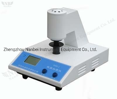 Laboratory Wsb-2 Whiteness Meter Tester pictures & photos
