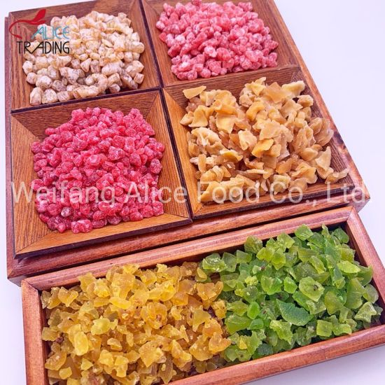 China Wholesale Dried Mixed Fruits for Snacks