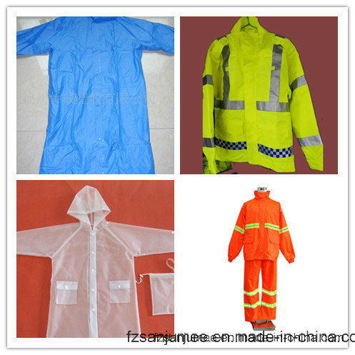 Welding Machine for PVC/PU Raincoat and Tent Manufacturer pictures & photos