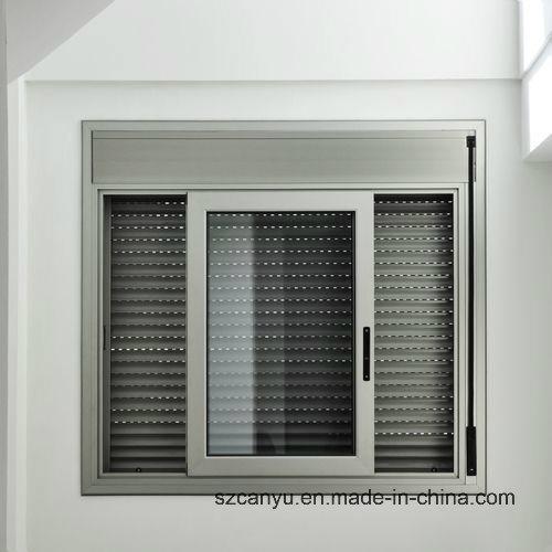 Aluminum Security Door and Window Mosquito Screen Windows