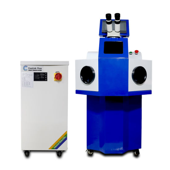 China Direct Factory Laser Welding Machine for Goldsmiths