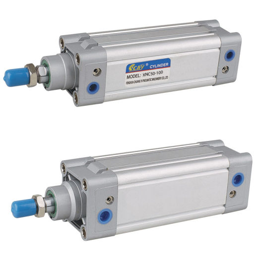 DNC Festo Model ISO 15552 Standard Double Acting Pneumatic Cylinder pictures & photos
