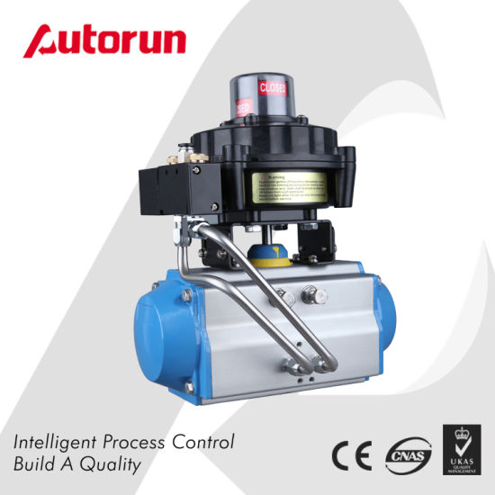 Chinese Wenzhou Manufacturer Manual for Pneumatic Actuator pictures & photos