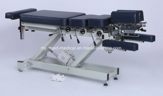 Medical Treament Table Chiropractic Drop Table Medical Table Me08 pictures & photos