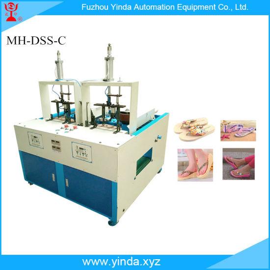 Semi-Automative Automation Equipment Shoe Making Machine