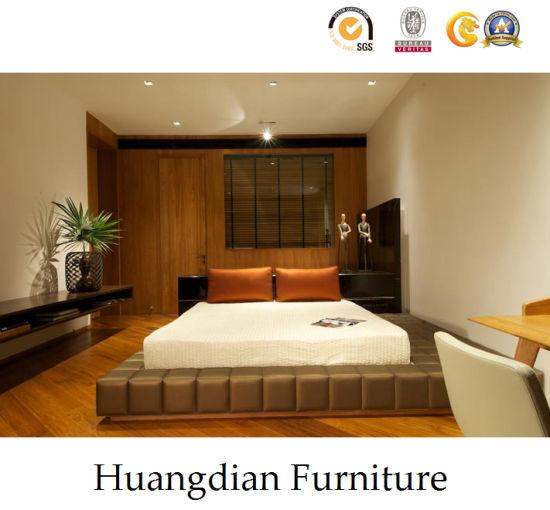 Modern Design Custom Made Hotel Furniture Apartment Furniture (HD801)