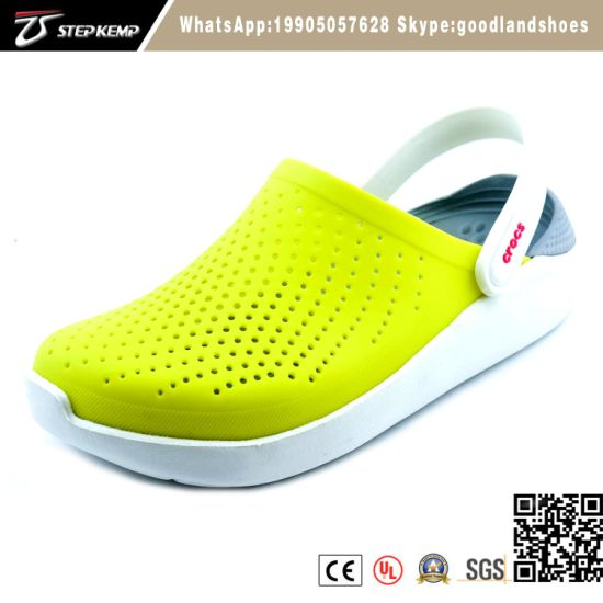 low price sale a few days away united states China 2019 New Authentic Crocs for Man EVA Sloe Crocs Sandals ...