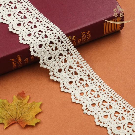 L30017 Cotton Trimming Lace Bridal Lace for Wedding Dress